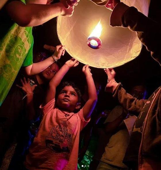auroville light